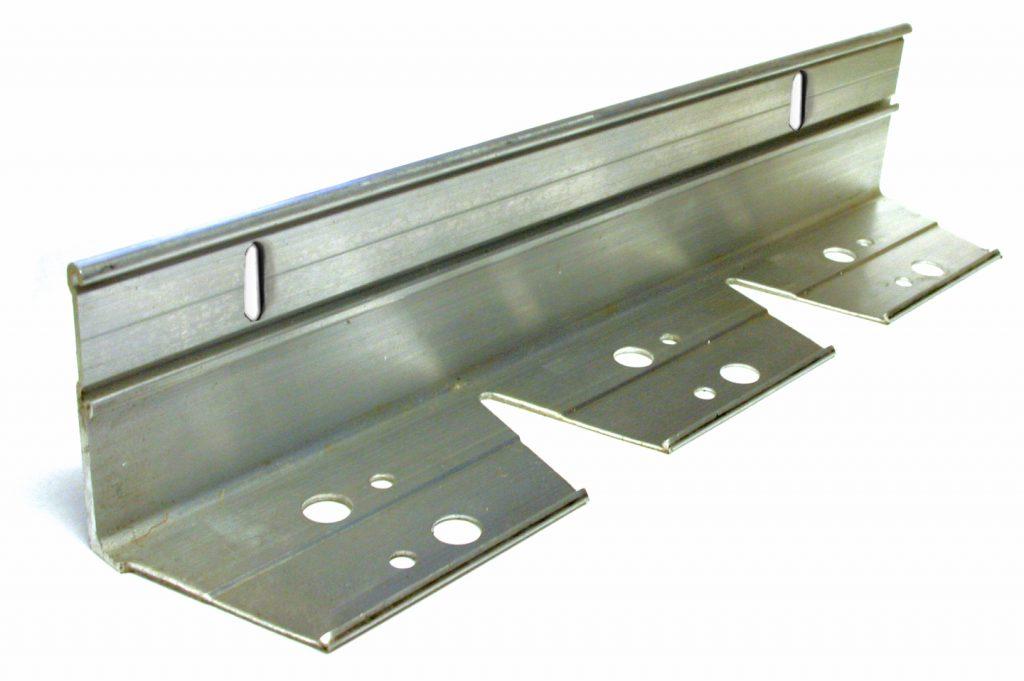 Permaloc Aluminum Edging Restraint- AthletEdge